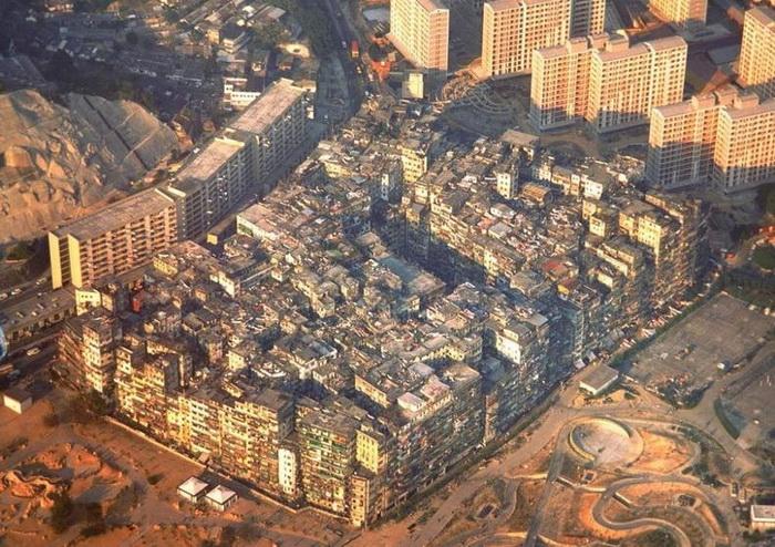 Город-крепость Коулун (Гонконг, Китай)