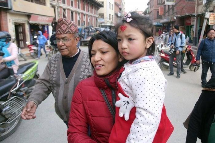 Нихира Байрачарья - новая богиня Непала. Фото: travelask.ru