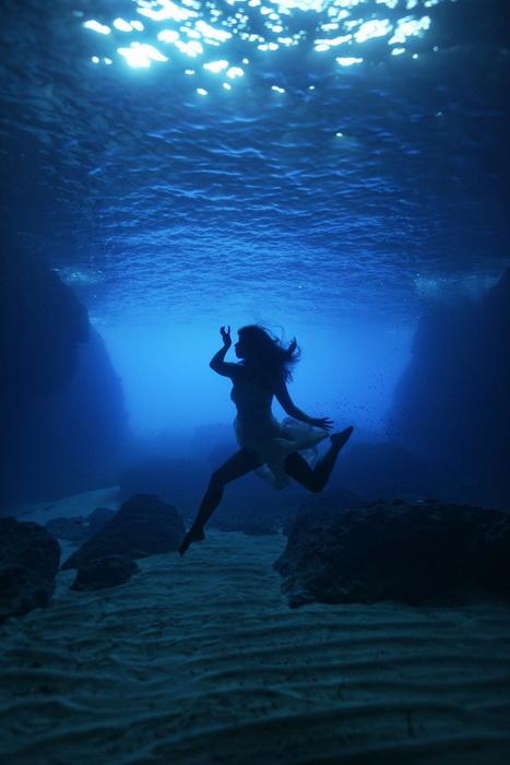 Подводные фотографии от курта арриго