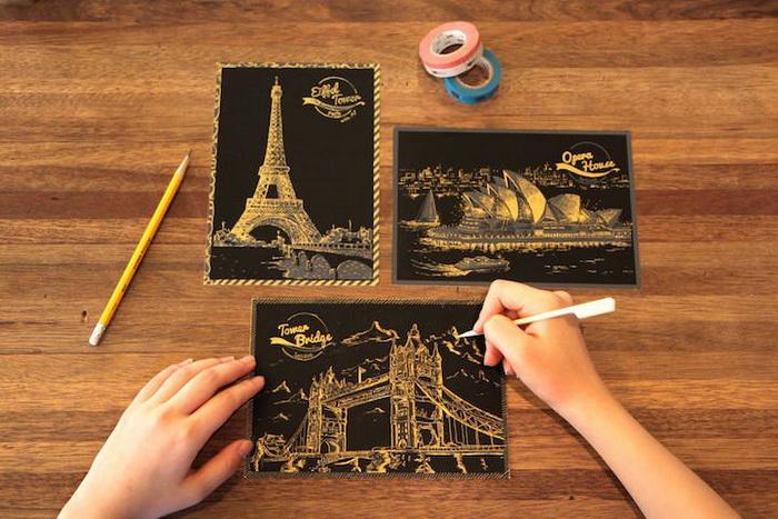 Париж, Сидней, Лондон
