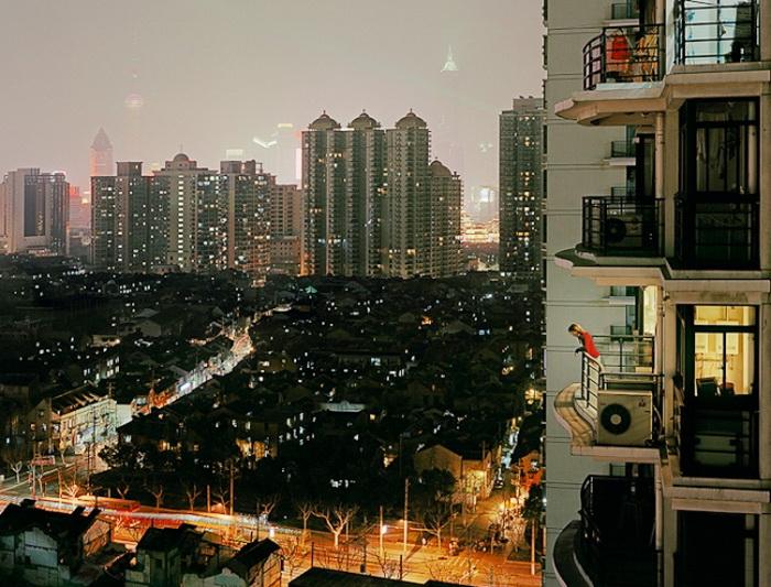 Фотоцикл о жизни в мегаполисах от Флориан де Лассе (Floriane de Lassee)