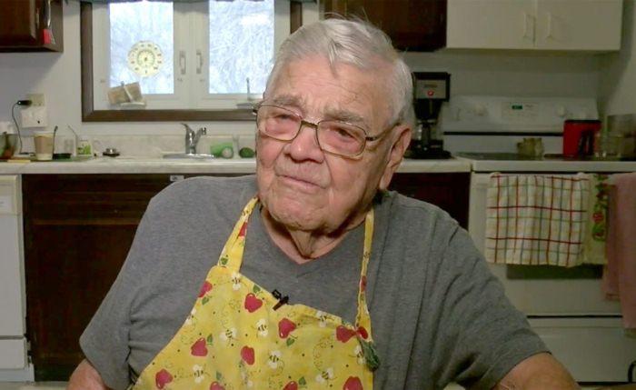 Лео Келлер уверен, что доброта и служение людям - залог долголетия.