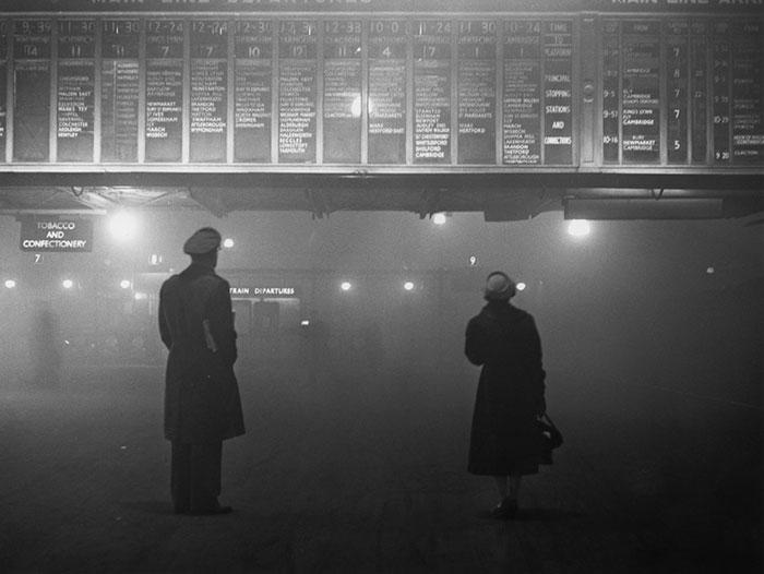 Станция Ливерпуль, 29 января 1959 года