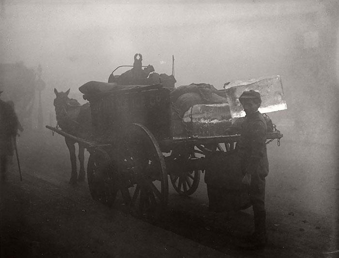 Поставщик льда, 1 октября 1919 года