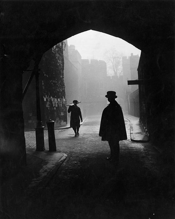 Тауэр, январь, 1947 год