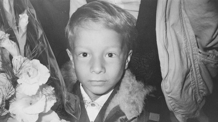 В поисках русского мальчика: Невероятная фотоистория.