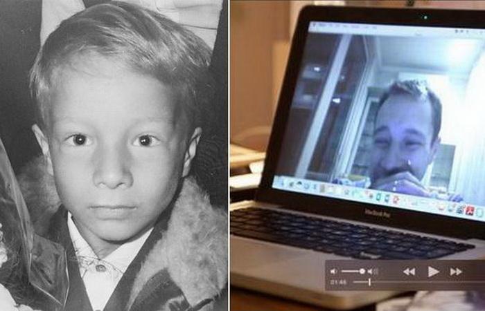В поисках русского мальчика: Фотографии нашли своего владельца спустя 27 лет.
