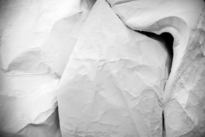 Гигантское оригами от Сифо Мабоны (Sipho Mabona)
