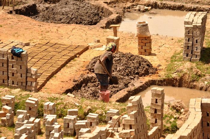 Копальщики глины