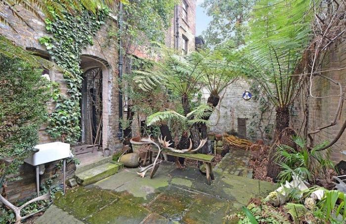 Мальплак - старинный особняк в Лондоне