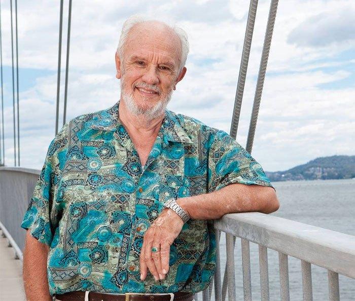 Джеймс Харрисон посвятил всю свою жизнь донорству.