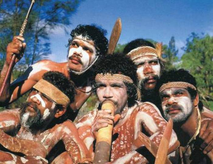 Манджилджара - дикие австралийские аборигены | Фото: planete-zemlya.ru/