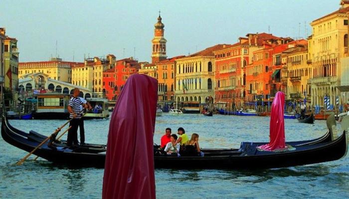 Хранители времени. Мистические скульптуры на Венецианской биеннале