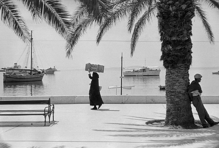 Сплит, Югославия, 1953 год
