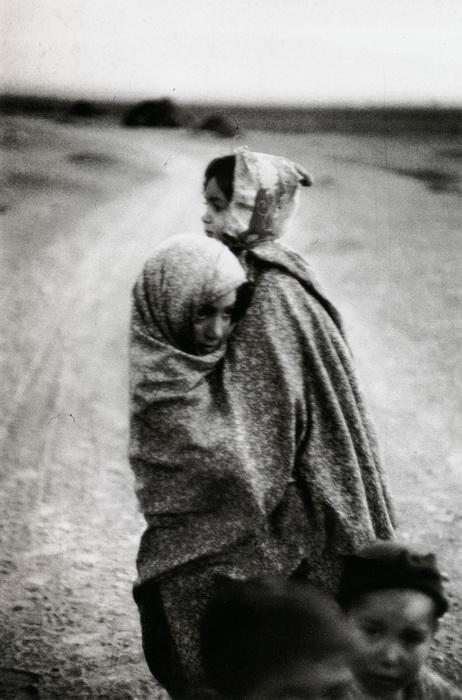 Иран, 1955. Рядом с турецкой границей