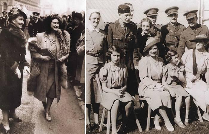Не публиковавшиеся ранее фотографии британской королевской семьи.
