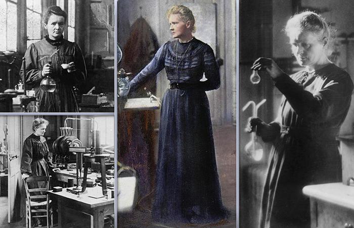 Мария Кюри - выдающийся физик и двукратный нобелевский лауреат. Фото: takebackhalloween.org