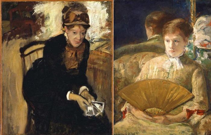 Картины Мэри Кэссетт.