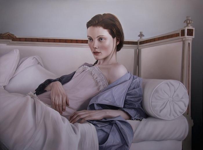 Изысканные портреты от Мэри Джейн Анселл (Mary Jane Ansell)