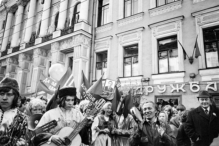Невский проспект. 1975 год.