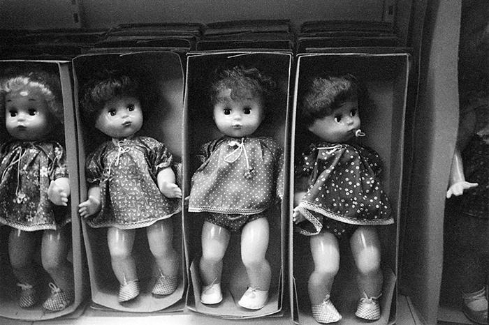 Москва, Детский мир. 1983 год.
