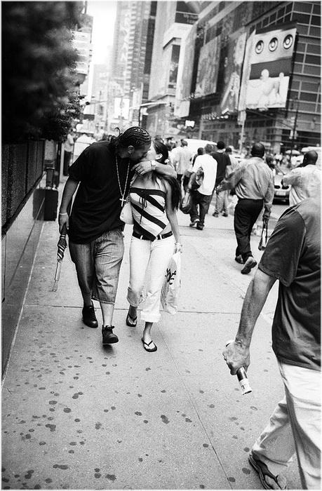 Городская романтика на фотографиях Мэтта Вебера