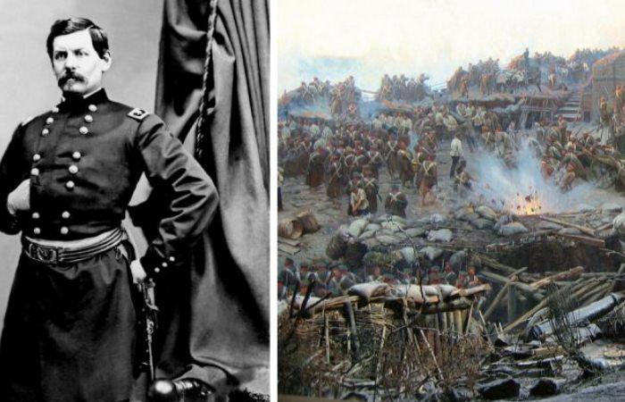 Джордж Макклеллан и оборона Севастополя.
