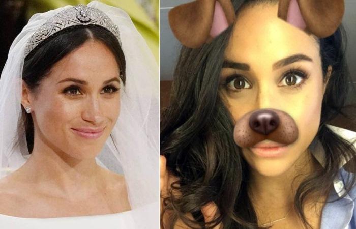 Меган Маркл: до и после свадьбы с принцем Гарри.