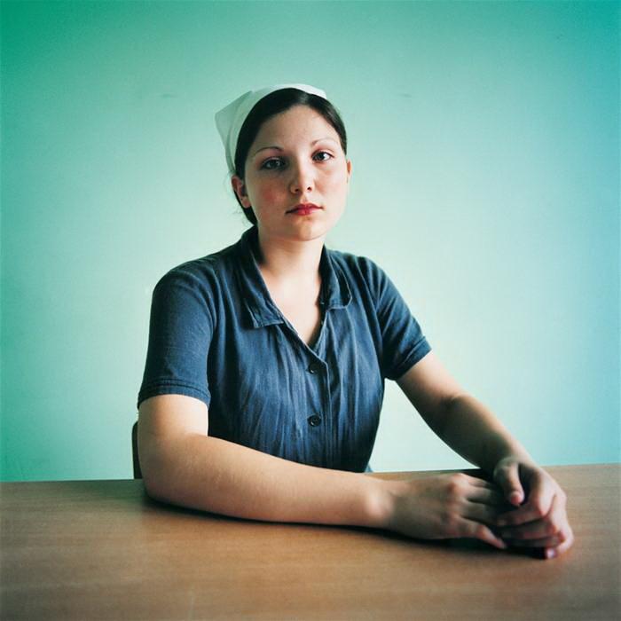 Лена. Женская колония для несовершеннолетних. Осуждена за организацию изнасилования. Украина, 2009