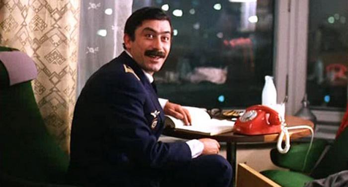 Мимино. Кадр из фильма