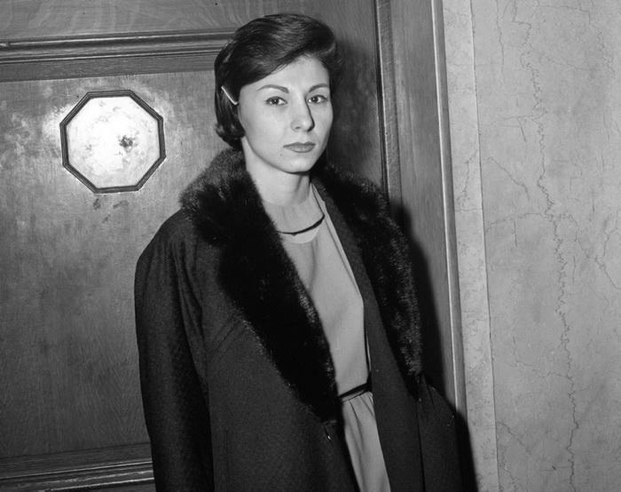 Мастер самообладания, лжесвидетельница Палма Витал, 1961 год
