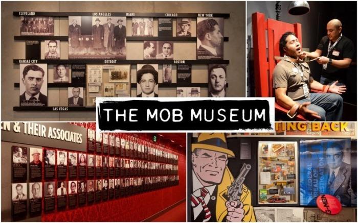 Музей мафии в Лас-Вегасе