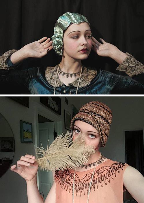 Винтажный стиль Изабель Мусидоры