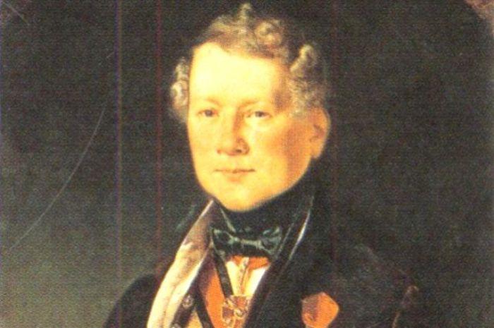 Портрет Огюста Монферрана. Фото: commons.wikimedia.org