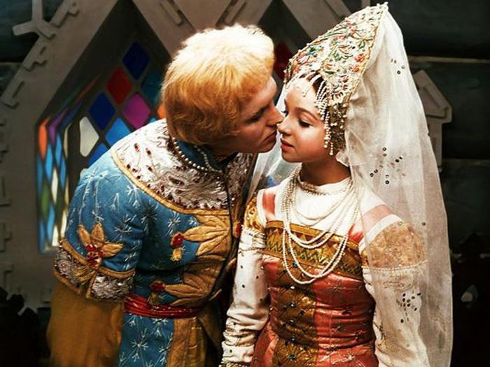 Морозко - любимая советская сказка