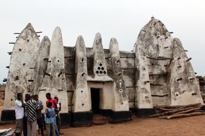Мечеть Bole, Гана.