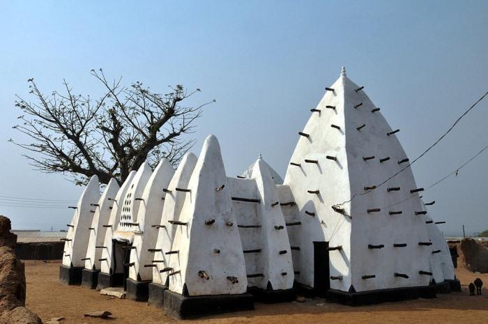 Мечеть Лабаранга в Гане.