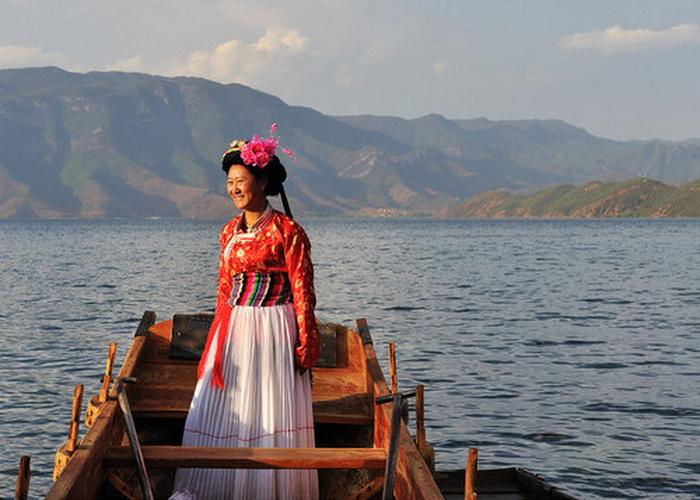 Матриархат в китайском племени мосо