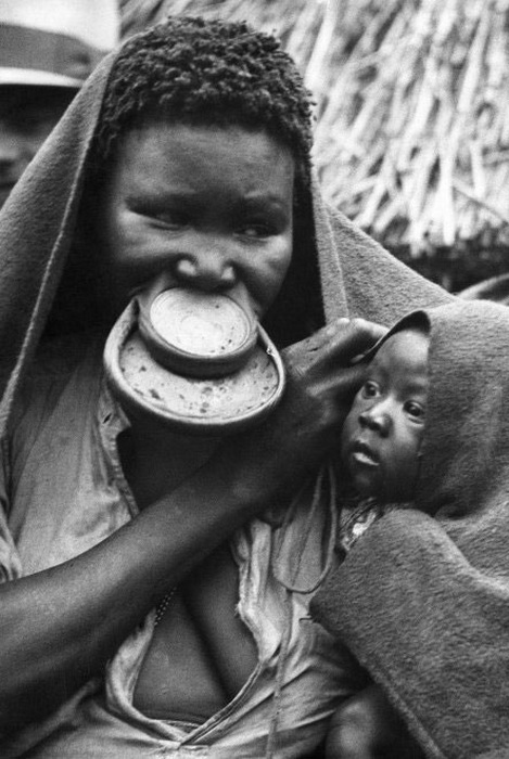 Большие губы африканок фото 50-945