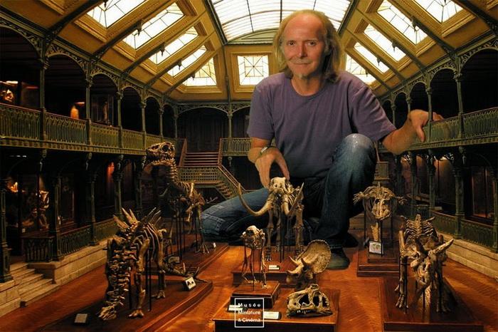 Дэн Олманн (Dan Ohlmann) и его коллекция миниатюр