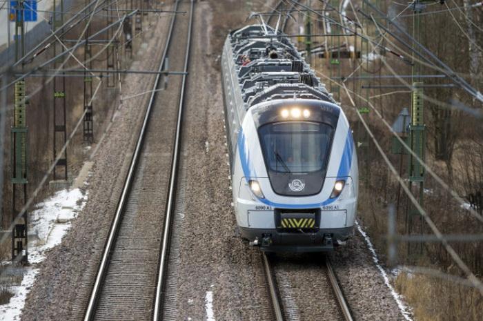 Инцидент произошел в поезде в пригороде Стокгольма в 2015 году.