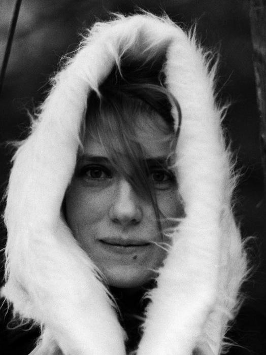 Портрет Инны Чуриковой для обложки журнала Совесткий экран, Микола Гнисюк