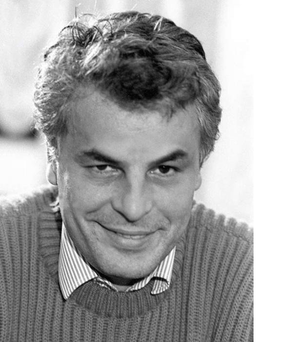 Актер Микеле Плачидо. 1997 г. ХХ Московский кинофестиваль