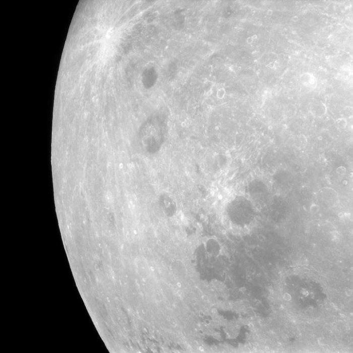 Секретные снимки с первой высадки на Луну попали в интернет (фото)
