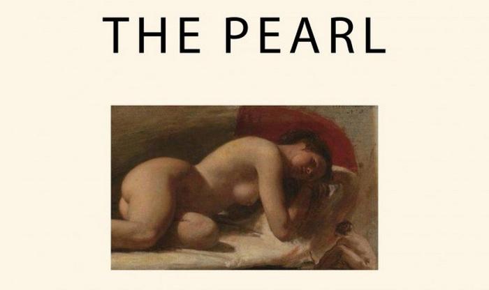 Лучшие эротические произведения викторианской эпохи. Обложка журнала «Жемчужина»