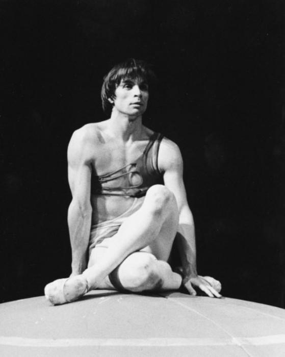 Рудольф Нуреев - гениальный артист балета