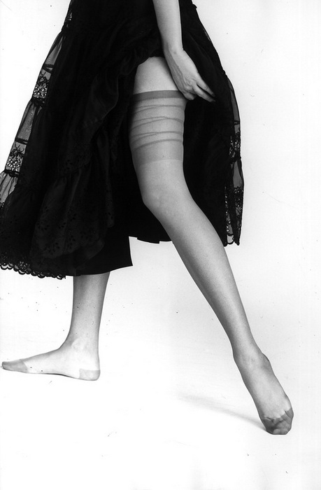 Утягивающий чулки, 1954 год