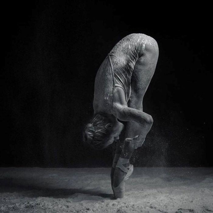Российская балерина Ольга Кураева