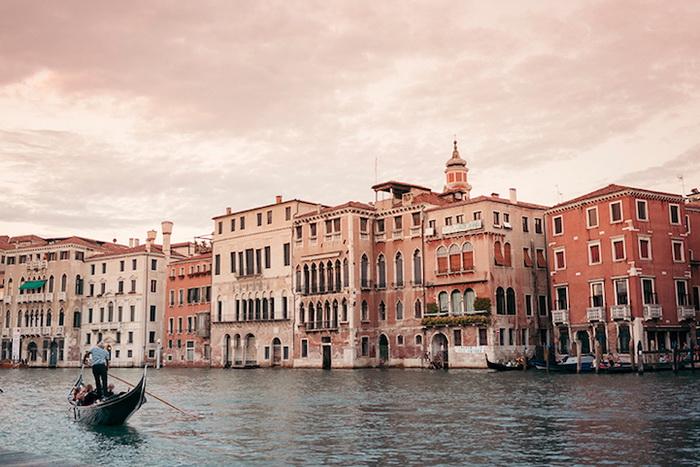 Архитектура и каналы Венеции
