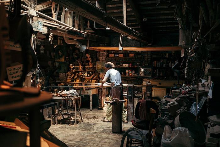 Ремесленная мастерская